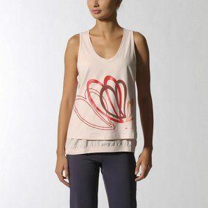 Adidas x Stella McCartney Studio S15244 Pink Tank